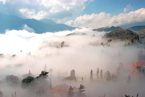 4 điểm tuyệt đẹp đón mùa đông ở Việt Nam - 2