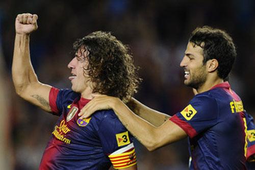 Barca và những dấu hỏi cho 2013 - 2