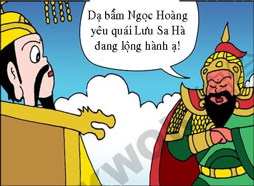 Tây Du Ký hài: Nhật ký của Sa Tăng - 5