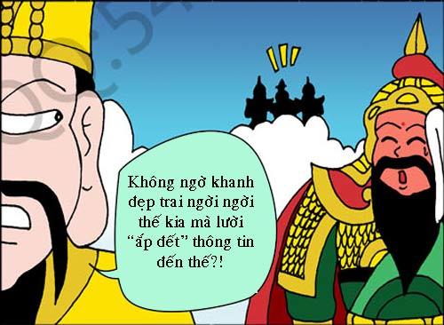 Tây Du Ký hài: Nhật ký của Sa Tăng - 8