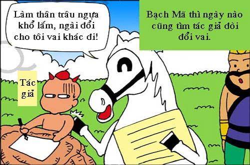 Tây Du Ký hài: Nhật ký của Sa Tăng - 4
