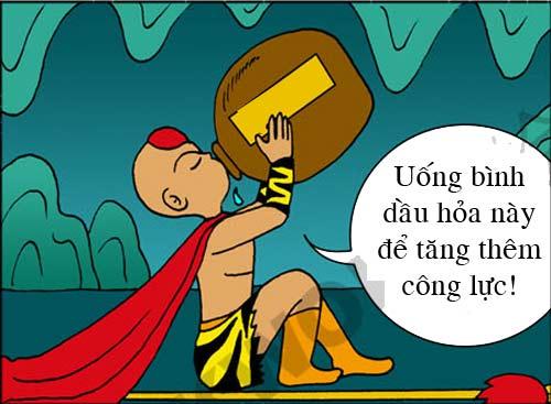 Tây Du Ký hài: Đối phó Hồng Hài Nhi - 1