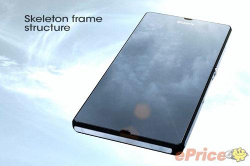 Sony Xperia Z lộ thêm ảnh chống nước - 6