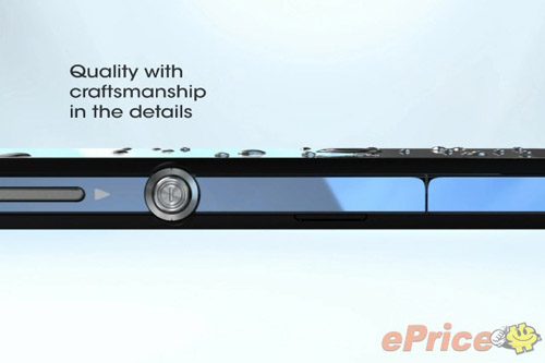 Sony Xperia Z lộ thêm ảnh chống nước - 7