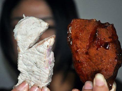 'Biến' thịt lợn thành thịt bò thế nào? - 2
