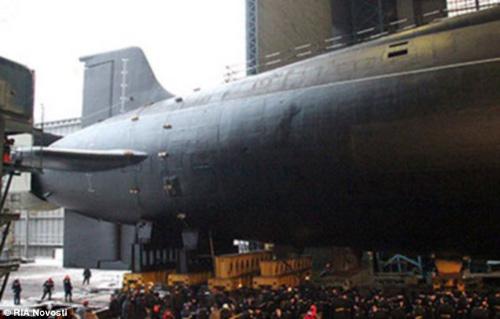"""Ngắm tàu ngầm """"sát thủ câm lặng"""" của Nga - 1"""