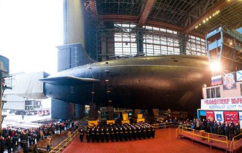 """Ngắm tàu ngầm """"sát thủ câm lặng"""" của Nga - 4"""