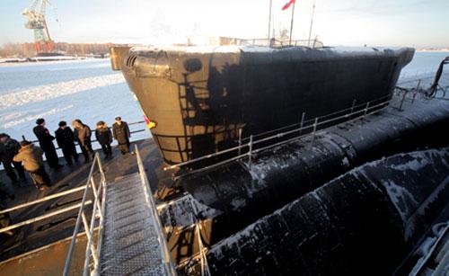 """Ngắm tàu ngầm """"sát thủ câm lặng"""" của Nga - 5"""