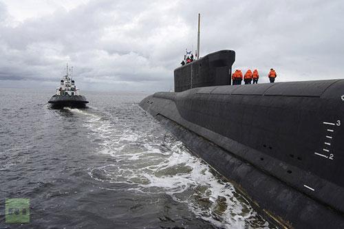 """Ngắm tàu ngầm """"sát thủ câm lặng"""" của Nga - 6"""