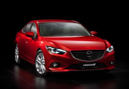 Công bố giá Mazda 6 phiên bản 2014 - 1