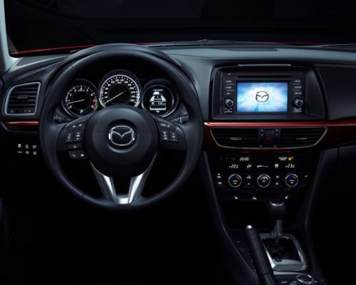 Công bố giá Mazda 6 phiên bản 2014 - 11