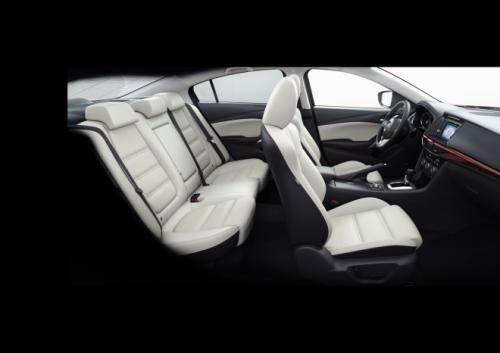 Công bố giá Mazda 6 phiên bản 2014 - 12