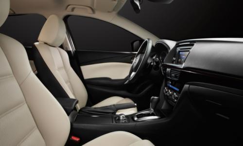 Công bố giá Mazda 6 phiên bản 2014 - 13