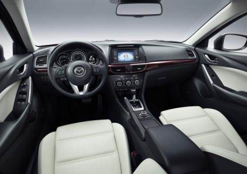 Công bố giá Mazda 6 phiên bản 2014 - 14