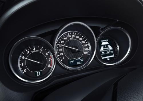 Công bố giá Mazda 6 phiên bản 2014 - 15
