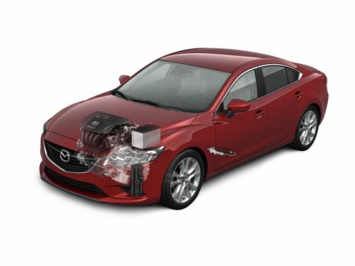 Công bố giá Mazda 6 phiên bản 2014 - 2
