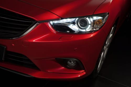 Công bố giá Mazda 6 phiên bản 2014 - 4