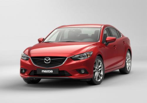 Công bố giá Mazda 6 phiên bản 2014 - 6