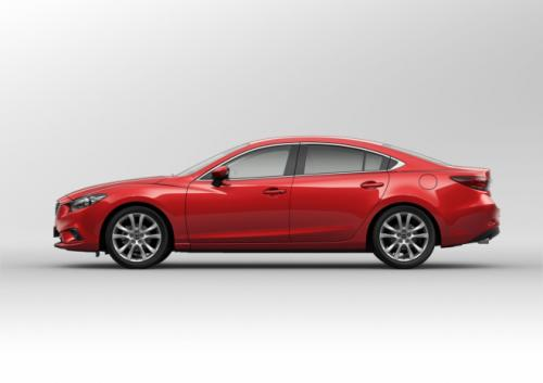 Công bố giá Mazda 6 phiên bản 2014 - 7