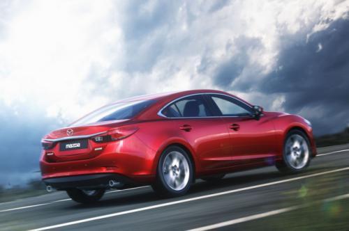 Công bố giá Mazda 6 phiên bản 2014 - 9