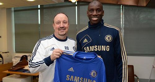 Chelsea mua Demba Ba: Chữa cháy tức thời - 2