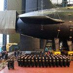 """Tin tức trong ngày - Ngắm tàu ngầm """"sát thủ câm lặng"""" của Nga"""
