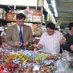 Thị trường - Tiêu dùng - Nhập nhèm hàng hóa giáp Tết