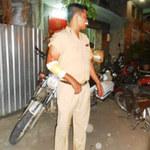 An ninh Xã hội - CSGT bị cướp xe SH giữa đêm khuya