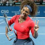 Thể thao - Serena lần đầu đăng quang tại Brisbane
