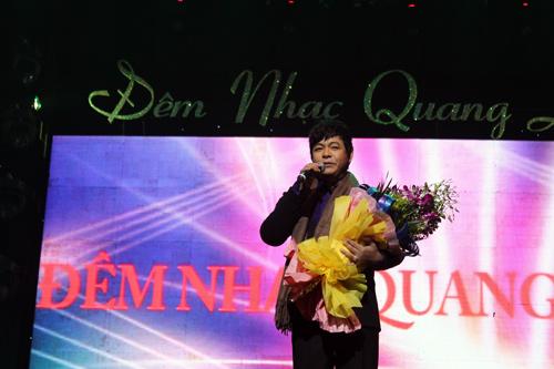 Cẩm Ly run cầm cập khi hát cùng Quang Lê - 6