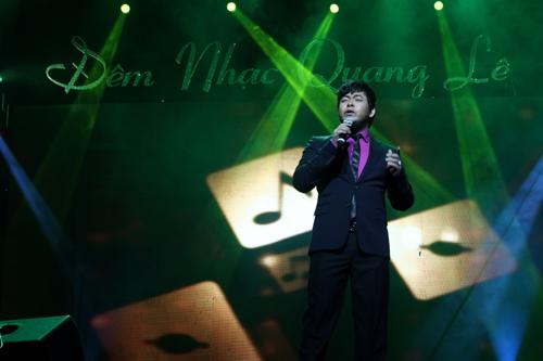 Cẩm Ly run cầm cập khi hát cùng Quang Lê - 4