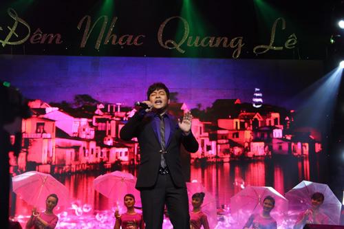 Cẩm Ly run cầm cập khi hát cùng Quang Lê - 5