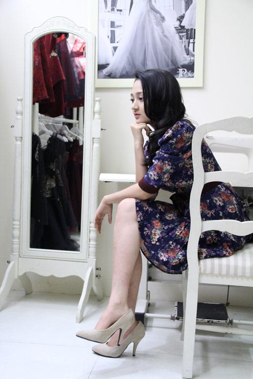 Bảo Anh đẹp buồn trong MV của Kiên Giang - 3