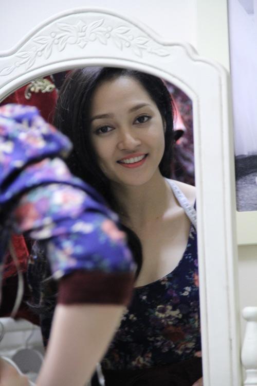Bảo Anh đẹp buồn trong MV của Kiên Giang - 5