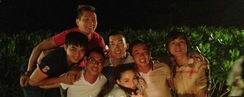 Những đôi bạn thân của làng sao Việt - 6