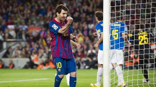 Barca – Espanyol: Derby không cân sức - 2