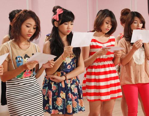 12 thí sinh Miss Teen trổ tài diễn xuất - 1