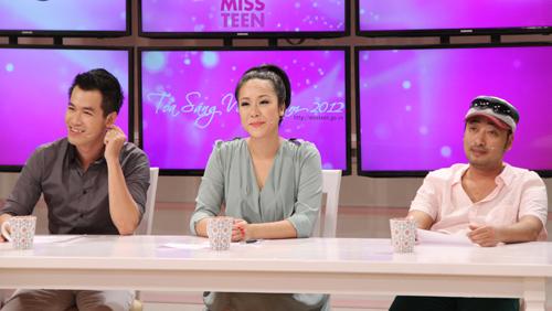 12 thí sinh Miss Teen trổ tài diễn xuất - 2