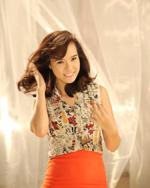 12 thí sinh Miss Teen trổ tài diễn xuất - 8