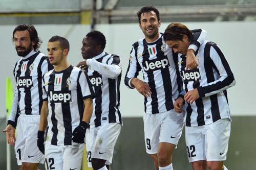 Juventus – Sampdoria: Thách thức Bà đầm - 1