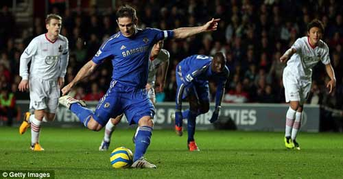 Lampard được Chelsea giữ chân - 1