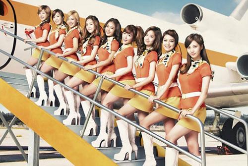 """Những scandal """"từ trên trời"""" của Girls' Generation - 7"""