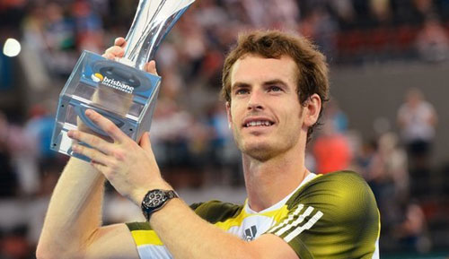 Murray lần thứ 2 liên tiếp VĐ Brisbane - 1