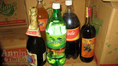 Rượu vang làm từ... nước giếng khoan - 4