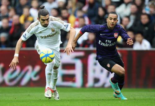 Swansea – Arsenal: Chưa thoát ác mộng - 1