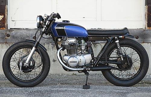 Honda CB350: Nhỏ nhưng chất - 1