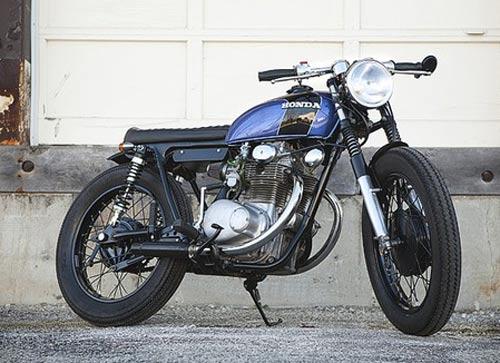 Honda CB350: Nhỏ nhưng chất - 3