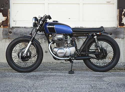 Honda CB350: Nhỏ nhưng chất - 4