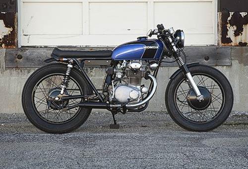 Honda CB350: Nhỏ nhưng chất - 5