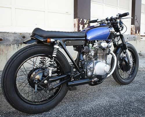 Honda CB350: Nhỏ nhưng chất - 6